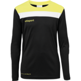 Offense 23 Goalkeeper Set Junior - zwart/fluo geel/wit_