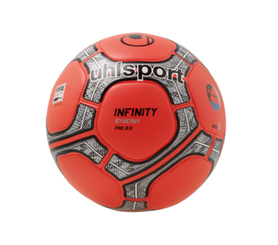 INFINITY SYNERGY G2 PRO 3.0 - fluo rood/zilver/zwart