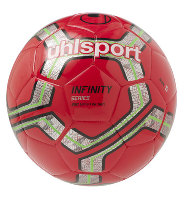 Infinity 290 Ultra Lite Soft - rood/zilver