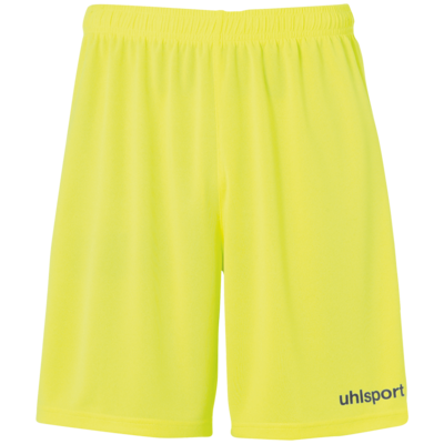 Center Basic Shorts - geel/zwart