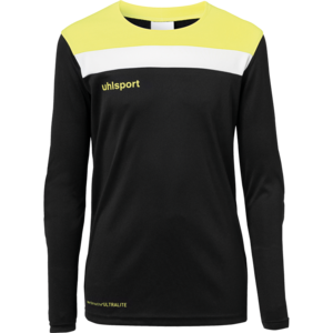 Offense 23 Goalkeeper Set Junior - zwart/fluo geel/wit
